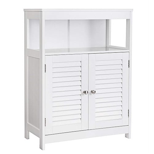 VASAGLE Bathroom Storage Floor Cabinet