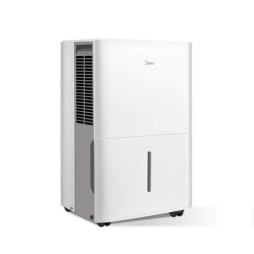MIDEA MAD20C1ZWS Portable Dehumidifier