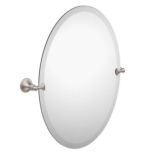 Moen DN2692BN Glenshire 26-Inch x 22-Inch Frameless Mirror