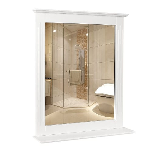 Homfa Bathroom Wall Mirror