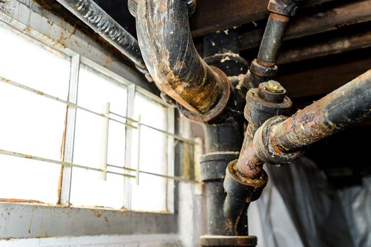 Rusty Plumbings