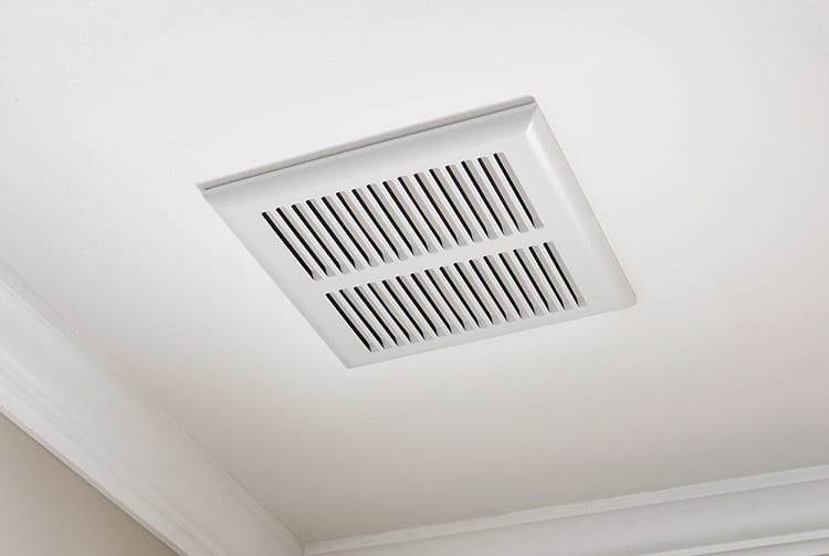 Bathroom Ceiling Fan