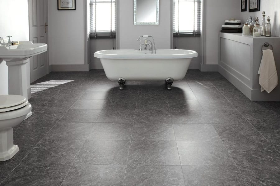 Bathroom Flooring: What Is The Best Option?